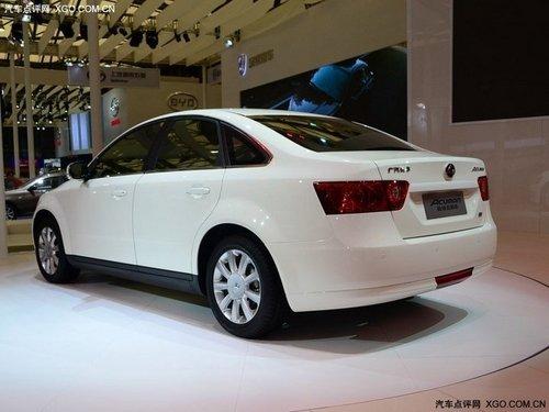 欧酷曼年内量产 长丰筹划全新电动车平台