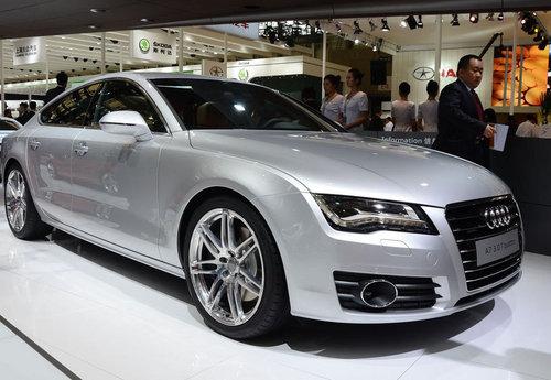 共推三款车型 奥迪A7将于11月19日上市