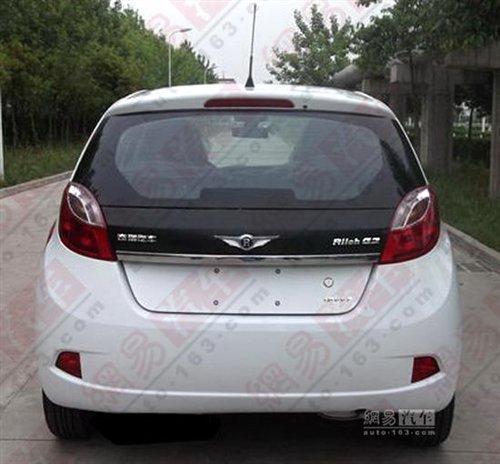 瑞麒G2或广州车展首发