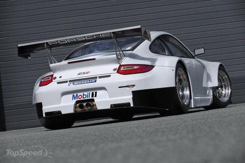 2012款保时捷911 GT3 PSR