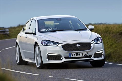 或2015年发布 捷豹将推紧凑级入门新车