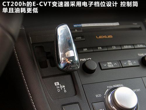 低配车型划算 雷克萨斯CT200h购车指南