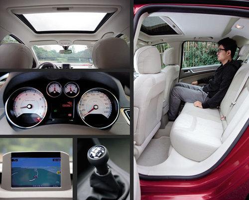 专为中国市场设计 深度试驾东风标致308