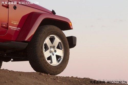 荒野的孤客 海外试驾Jeep2012款牧马人