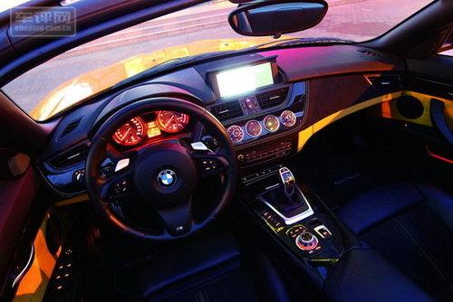 欲望之火 深度试驾BMW Z4烈焰极致版