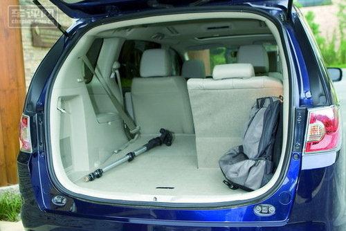 无敌第二排 深度驾驶一汽马自达Mazda8