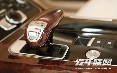 豪华车新基准 深度试驾新奥迪A8L W12