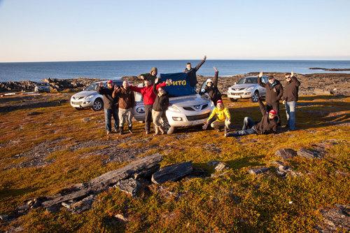长城汽车北冰洋驾驶之旅 俄罗斯——挪威