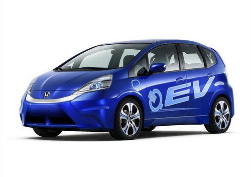 广汽本田或将明年国产飞度纯电动车型
