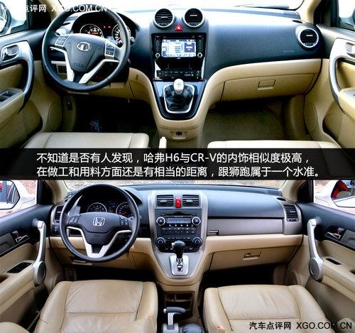 五子良将 五款20万左右城市SUV对比测试