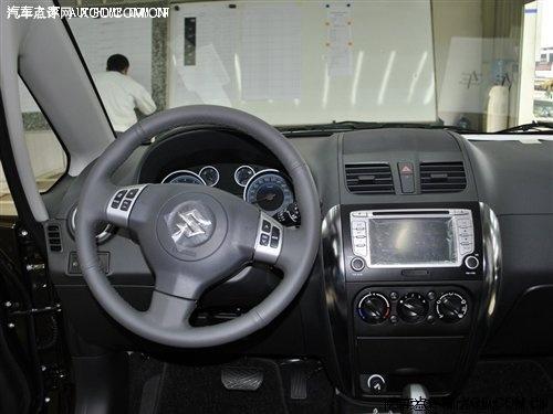 改款命名锐骑 天语SX4锐骑广州车展发布