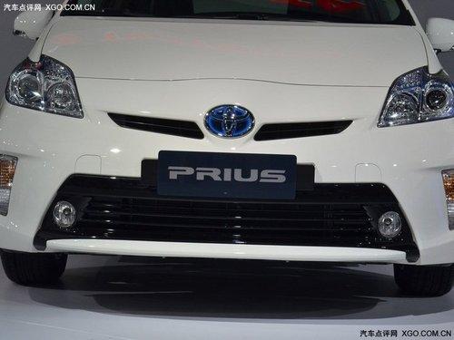 转搭1.8L发动机 国产新一代普锐斯发布