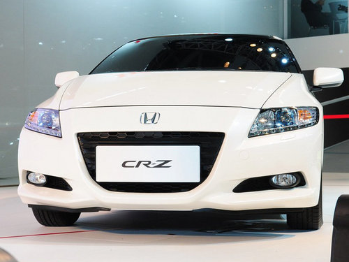 明年将引入国内 本田CR-Z广州车展亮相