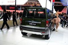 丰富产品线 长城汽车广州车展车型汇总