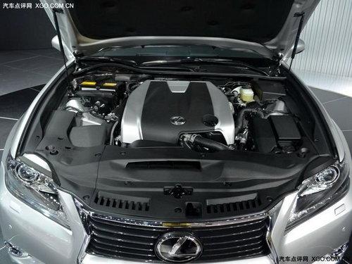 对抗宝马M5 雷克萨斯将推高性能GS车型