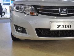精耕细作/自主新兵 众泰Z300车展实拍