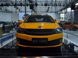 2011广州车展英伦SC6-RV
