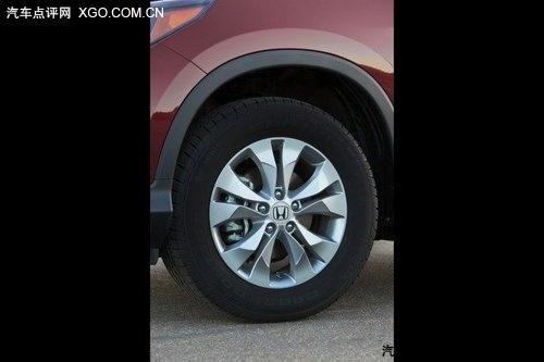 依旧具有竞争力 试驾新一代本田CR-V