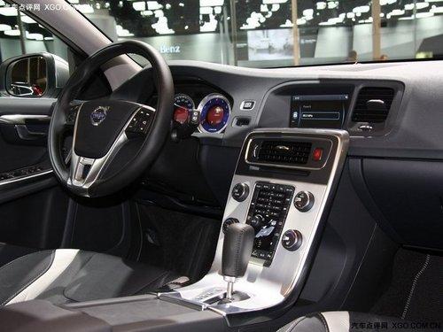广州车展首发明年入华 沃尔沃V60首发