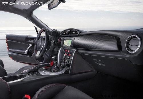 东京车展首发 丰田GT 86官图正式发布