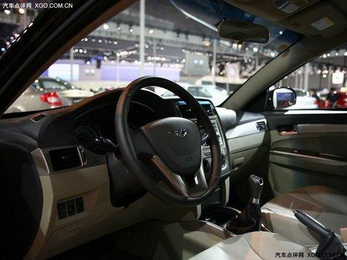 预计售7-10万元 曝瑞麒G3更多配置信息