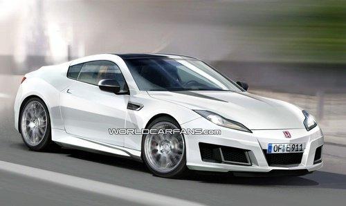 北美车展首发 全新本田NSX概念版将发布