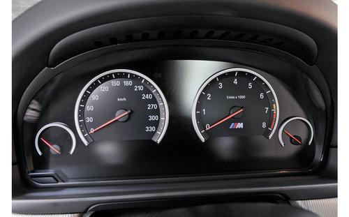 涡轮增压亦神马 试驾全新一代宝马M5