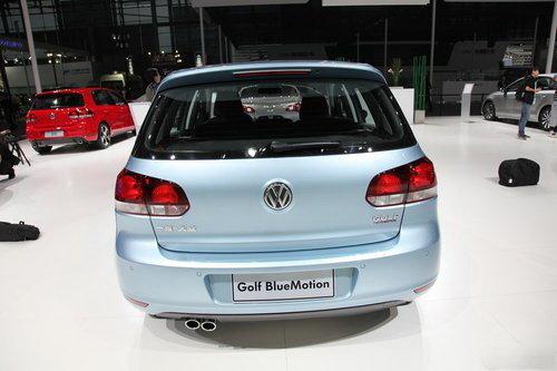 或明年国产 一汽大众将推高尔夫蓝驱版