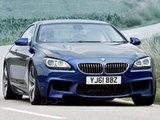 搭载4.4升V8发动机 宝马2013款M6假想图