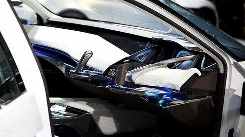 混动四门轿跑 本田发布AC-X概念车