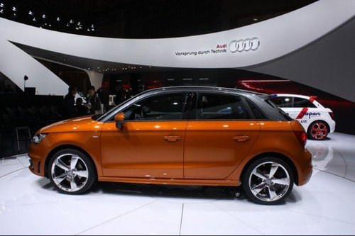 2011东京车展 奥迪A1五门版正式亮相