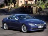 发动机动力飙升 Alpina推出了2012款B6