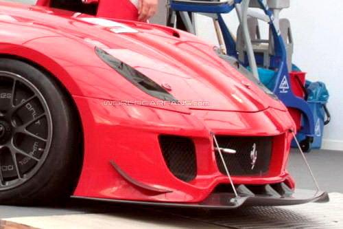 12月3号发布 法拉利推599XX Evolution