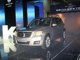 共推出三款车型 国产奔驰GLK正式下线