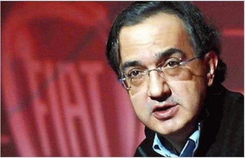 菲亚特CEO马尔乔内称 集团可脱离意大利
