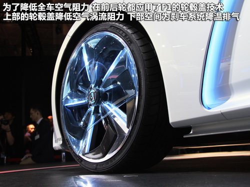 """""""下一代雅阁"""" 东京车展详解 本田AC-X"""