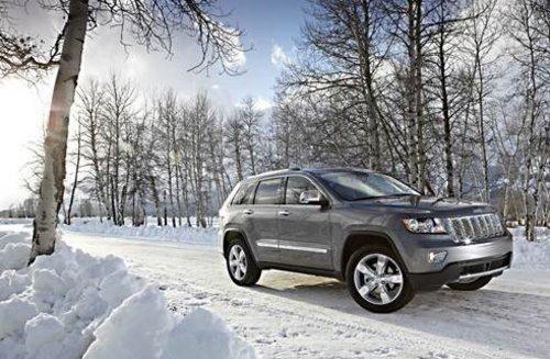 Jeep全路况SUV轻松应对北京第一场雪