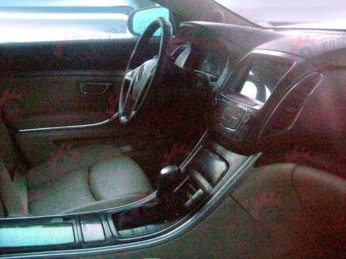荣威750换代车型高配低配版本全面曝光