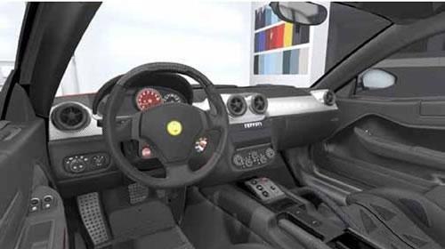 法拉利发布599 GTB 60F1