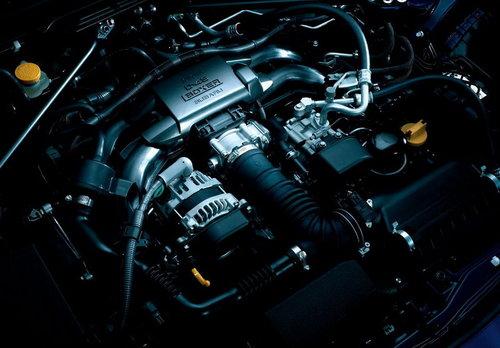 水平对置+后驱 丰田GT 86新车特点解析