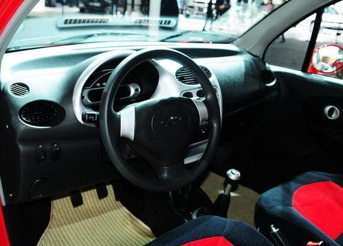 换代QQ/旗云5领衔 奇瑞推明年新车计划