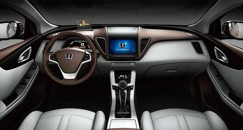 搭载1.8T/2.0T引擎 纳智捷轿车明年引入