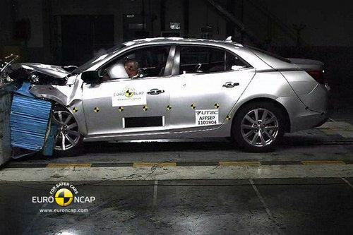 迈锐宝获欧洲NCAP五星级安全评定第一名