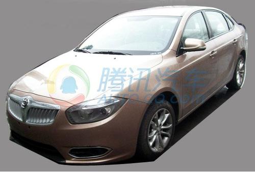 华晨中华H530 1.5T车型实拍谍照曝光