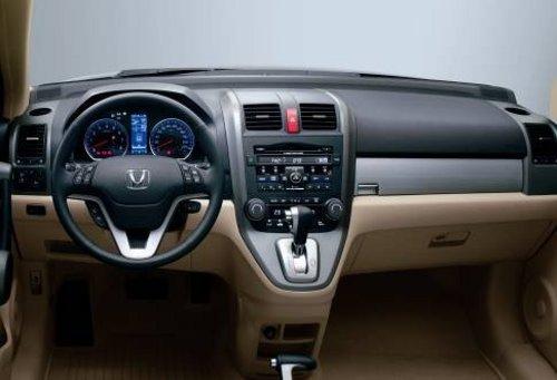 榜样的力量 CR-V推动SUV市场持续火爆