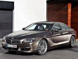 明年初美国上市 宝马6系Gran Coupe发布