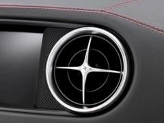 底特律首发 2013款奔驰SL级泄露图曝光