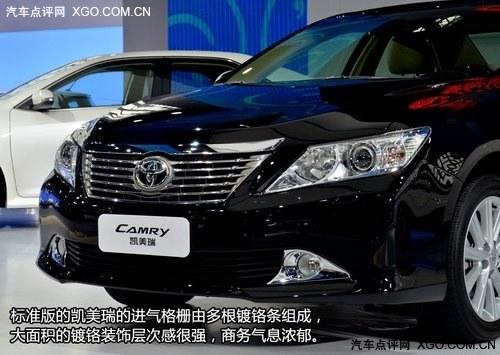 有惊喜有失望 丰田凯美瑞全系购买推荐