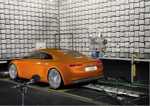 布局未来汽车动力 奥迪加入新能源大战