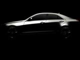 2.0T发动机 凯迪拉克ATS底特律车展亮相